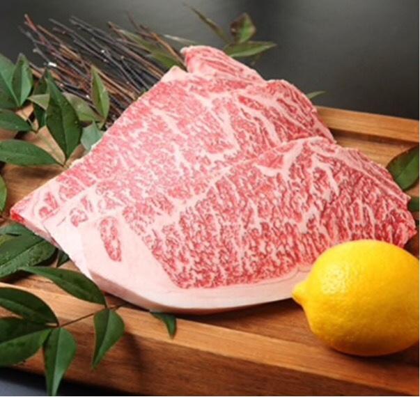 さとふる近江牛ロースステーキ