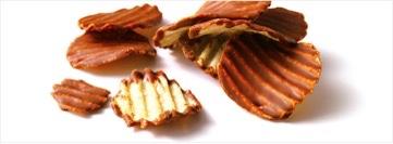 ロイズチョコレートポテトチップス