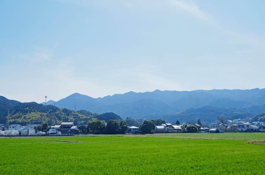 那珂川市の田舎