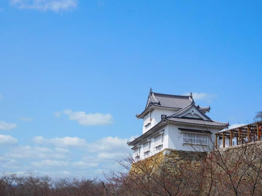 岡山県津山市の風景