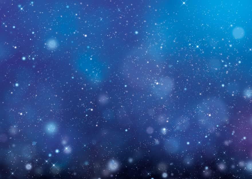冬の天体観測