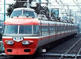 3100形NSE