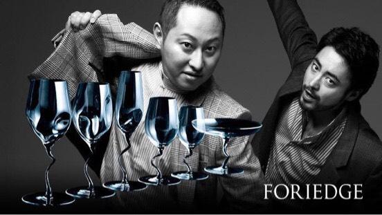 山田孝之さんと山口友敬さんの新ブランド【FORIEDGE】の画像