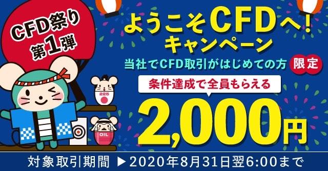 CFDキャンペーン(GMOクリック証券バナー)