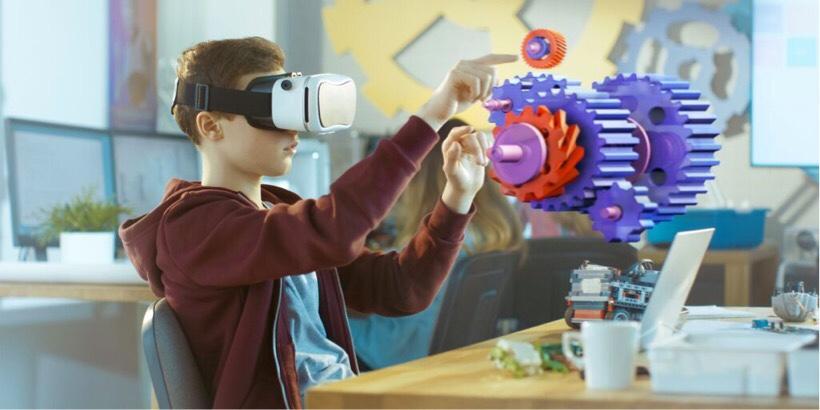 AR・VRのイメージ