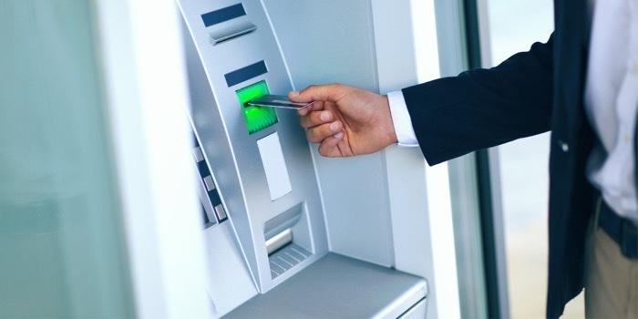 ATMのイメージ