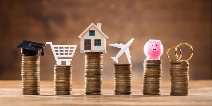 ファンド投資複数のイメージ