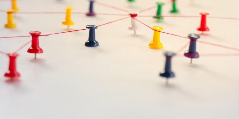 リンクネットワークのイメージ