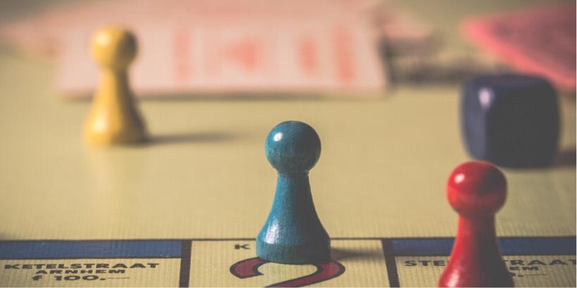 ボードゲームのイメージ