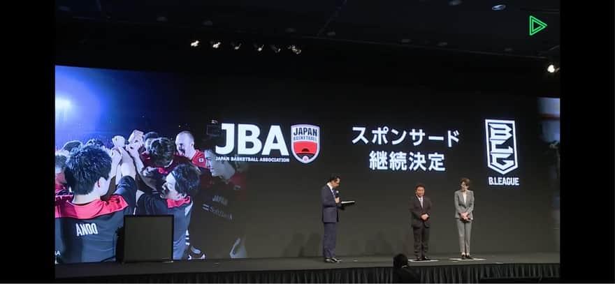 ソフトバンクJBAスポンサード継続決定