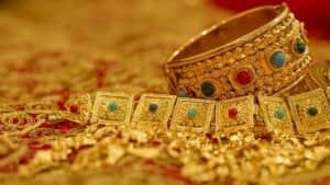 金宝飾品の写真